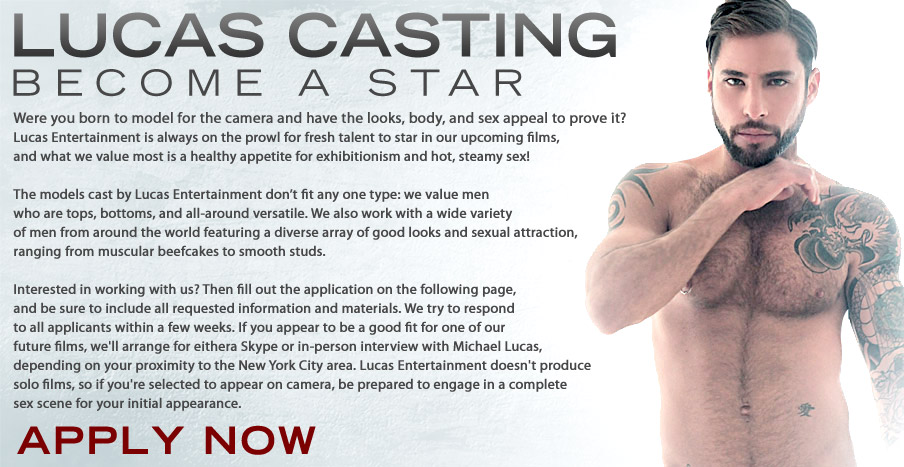 lucas casting